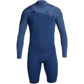 Quiksilver 2/2 Highline LTD Pianka LSSPGBS Mężczyźni, iodine blue/ cascade blue
